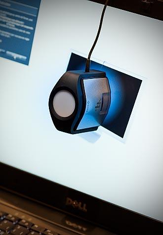 calibrer l 39 cran d 39 un ordinateur portable. Black Bedroom Furniture Sets. Home Design Ideas