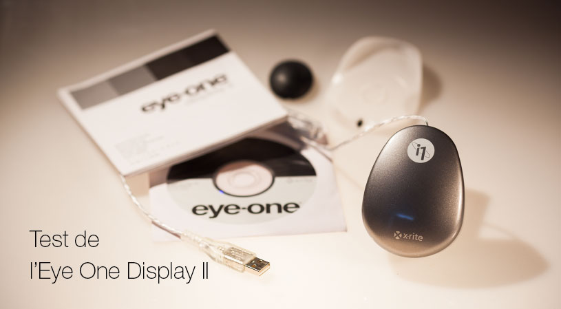 Kit Eye One Display II X-Rite