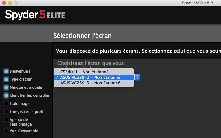 Test de la spyder5elite par arnaud frich for Choix ecran photo