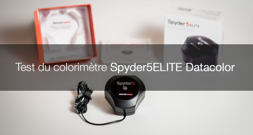 Kit Spyder5Elite de Datacolor