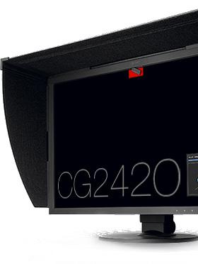 Test de l 39 cran eizo cg2420 par arnaud frich for Test ecran photo