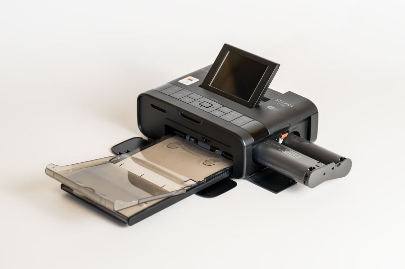 test de l 39 imprimante canon selphy cp1300 par arnaud frich. Black Bedroom Furniture Sets. Home Design Ideas